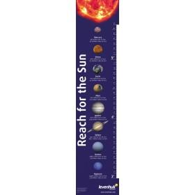 """Reach for the Sun"" Levenhuk Growth Chart - LEVENHUK"