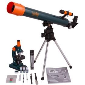 Levenhuk LabZZ MT2 Microscope & Telescope Kit - LEVENHUK