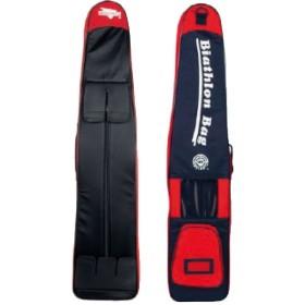 Borsa da trasporto rosso/nera per Carabina Biathlon - ANSCHUTZ
