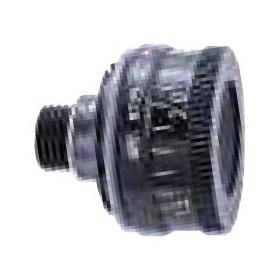 Iride Regolabile da 0.5 mm. a 3.0 mm, nero - ANSCHUTZ