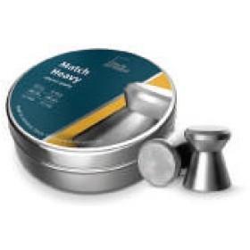Pallini MATCH HEAVY per Carabina Aria Compressa Calibro 4,50 - H&N