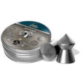 Pallini SPITZKUGEL per Carabina Aria Compressa Calibro 5,50 - H&N