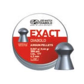 Pallini EXACT per Carabina Aria Compressa Calibro 4,52 - JSB MATCH DIABOLO