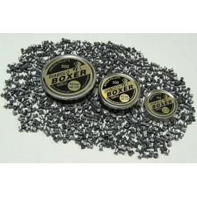 PALLINI 4,5 mm. DIABOLO BOXER  - 0,61 Grammi - SAG NATURE