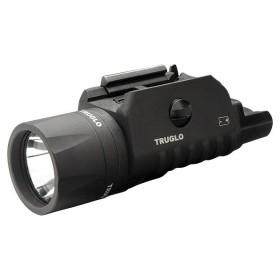 LAMPADA 200 LUMEN - LASER VERDE - MICRO TACTICAL MICRO LASER TRU POINT - TG7650G - TRUGLO