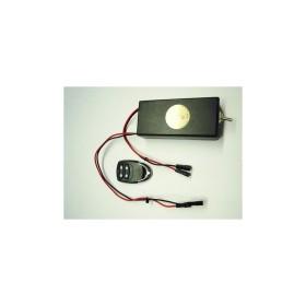 Ricevente + telecomando per motore stantuffo - Pivart