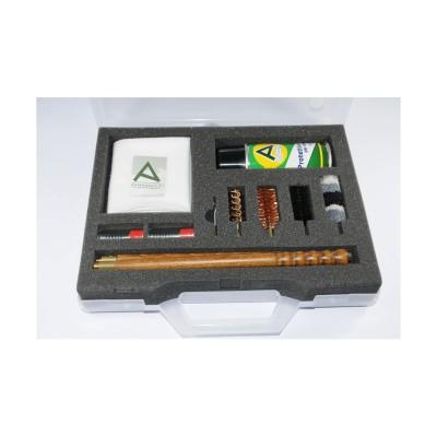 Kit pulizia per fucile olio e salva percussore legno - ADVANCE GROUP