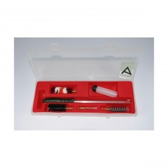 Kit pulizia per fucile mod. USA 3 pz alluminio - ADVANCE GROUP