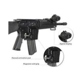 DIGITAL COUNTER for M-4 / AR-15 MOD. 102-082 - RADETEC
