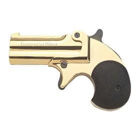 BLANK PISTOL DERRINGER MODEL CAL. 6 mm. GOLD - KIMAR