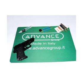 Tappetino di pulizia 300x400mm- ADVANCE GROUP
