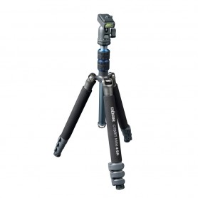 Treppiede Cybrit Mini-4 con testa rotante ball head - DORR