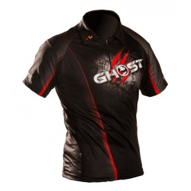 T-Shirt PRO nera - GHOST INTERNATIONAL