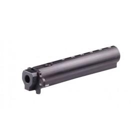 Tubo per Calcio a 6 posizioni in alluminio per AK47/74 - CAA