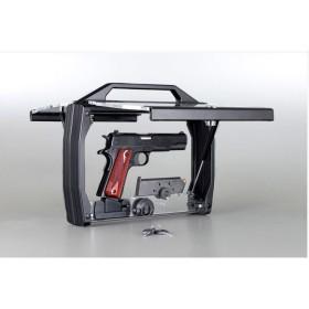 Valigetta Blaze 007 Silver pistola semiautomatica - TECHNOFRAMES