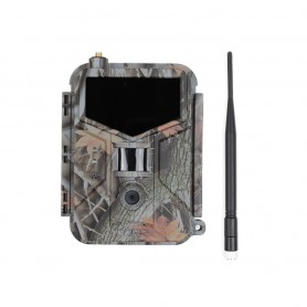 Trail Camera SnapShot Multi 3G HD con Flash IR Black - DORR