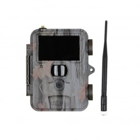 Trail Camera Snapshot Mobile Black 5.1 con Modulo GSM - DORR