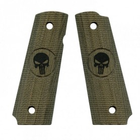 Guancette per 1911 modello Punisher Gator Back - VZ GRIPS