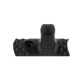 Hand Stop Key Mod in alluminio anodizzato nero - VZ GRIPS