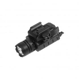 Torcia led tactical per pistola - 150 Lumen - LEAPERS UTG