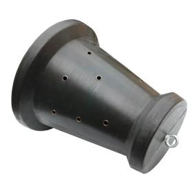 Distributore di foraggio a rotolamento conico - UDB