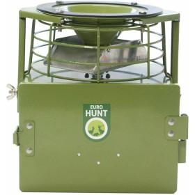 Distributore automatico di foraggio EH 12V PRO con batteria ricaricabile - EURO HUNT