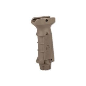 Impugnatura ergonomica DARK EA per AR 15 - LEAPERS UTG