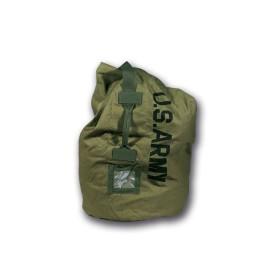 Borsone U.S. Army Style 100% cotone canvas - UDB