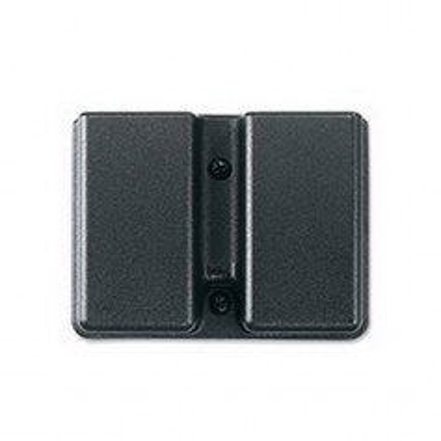Porta caricatore singolo per caricatori bifilari large cal. 10mm - 45 - UNCLE MIKE'S