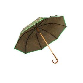 Ombrello da pastore con supporto in metallo colore Woodland - UDB