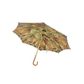 Ombrello da pastore in legno bambù senza snodo colore Woodland - UDB