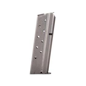 Caricatore 9 Colpi Acciaio Inox-1911 Cal.38-Elevatore piatto - METALFORM