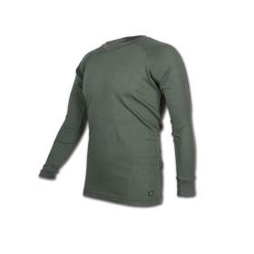 Maglietta intima maniche lunghe colore Verde - UDB