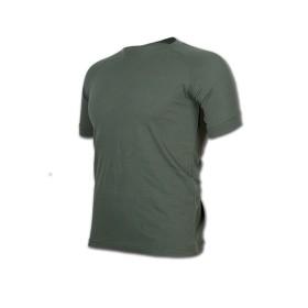 Maglietta intima maniche corte colore Verde - UDB