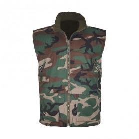 GILET WOODLAND Art 203 - UDB